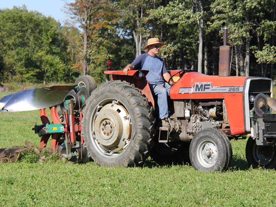 Bruce County Plowing Match